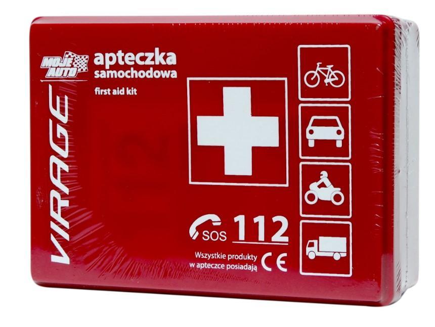 94004 Erste-Hilfe-Kasten VIRAGE 94-004 - Original direkt kaufen