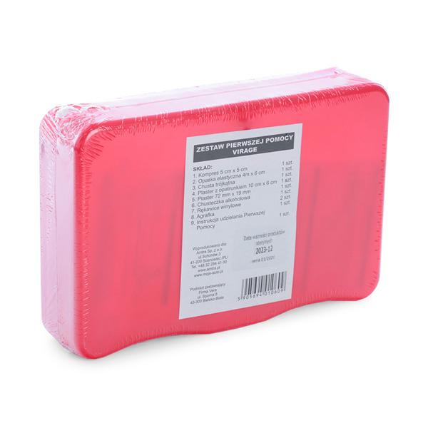 94-004 Erste Hilfe Koffer VIRAGE - Niedrigpreis-Anbieter