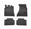 3D407763 Vloermatset Voor en achter, Zwart, Rubber, Aantal: 4 van FROGUM aan lage prijzen – bestel nu!