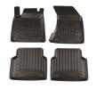 3D408128 Vloermatset Voor en achter, Zwart, Rubber, Aantal: 4 van FROGUM aan lage prijzen – bestel nu!