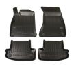 3D408647 Vloermatset Voor en achter, Zwart, Rubber, Aantal: 4 van FROGUM aan lage prijzen – bestel nu!