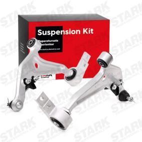 SKSSK-1600188 STARK Querlenker, Vorderachse links, Vorderachse rechts, unten, mit Trag-/Führungsgelenk, mit Gummilager Reparatursatz, Querlenker SKSSK-1600188 günstig kaufen
