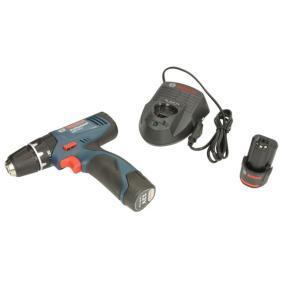 0 601 9F3 006 BOSCH mit Zubehör, mit Batterie Akkuschrauber 0 601 9F3 006 günstig kaufen