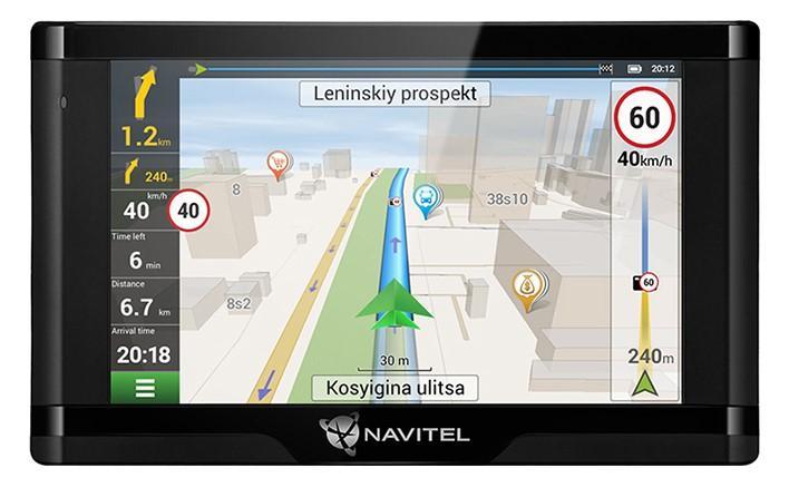 NAVE500MT NAVITEL Bluetooth: Nee, Windows CE 6.0 Navigatiesysteem NAVE500MT