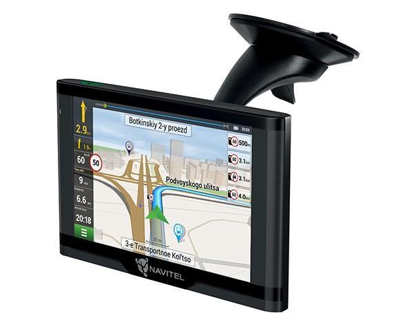 NAVE500MT Navigační systém NAVITEL originální kvality