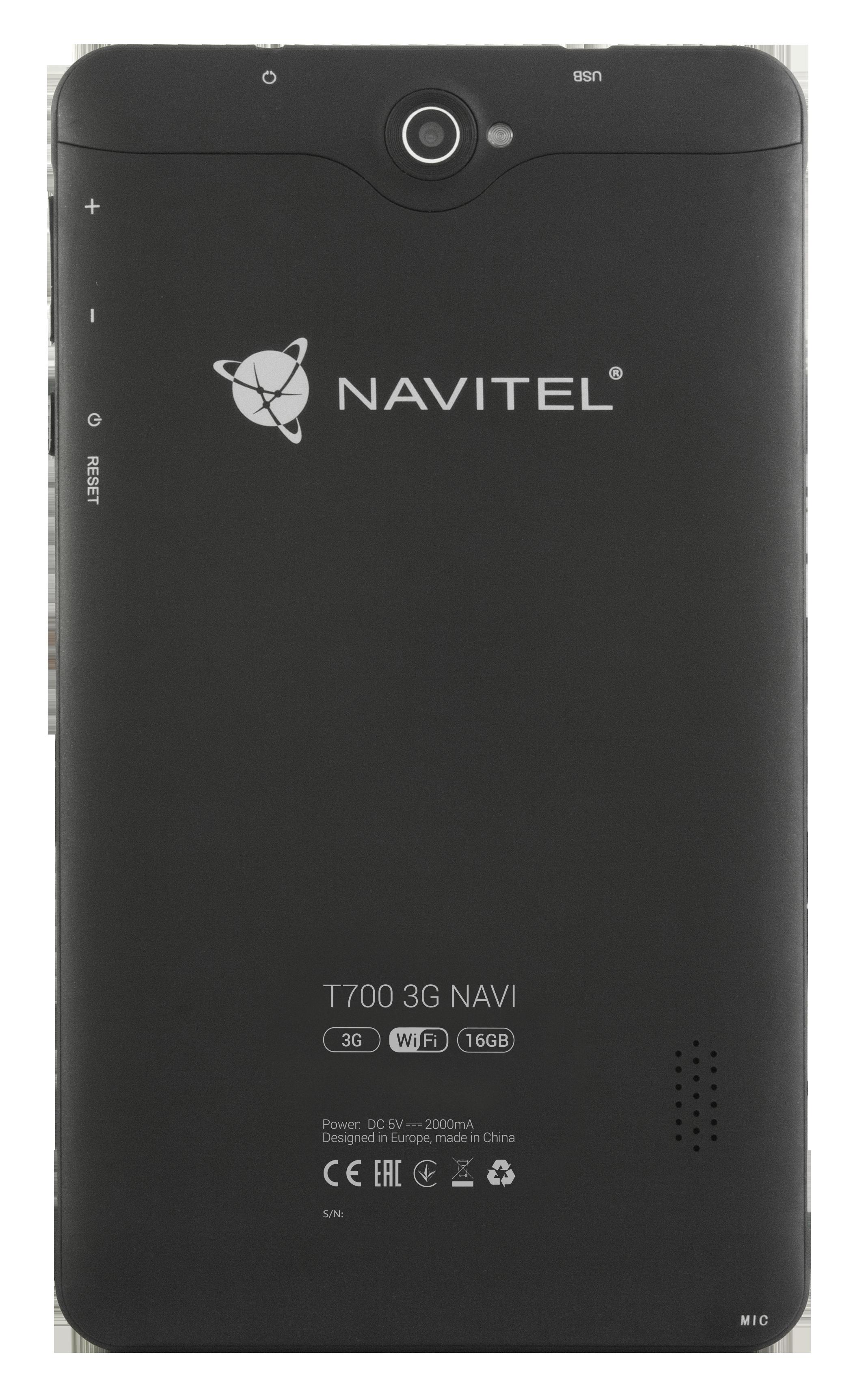 NAVT7003GP Navigatiesysteem NAVITEL NAVT7003GP - Gigantisch assortiment — zwaar afgeprijsd
