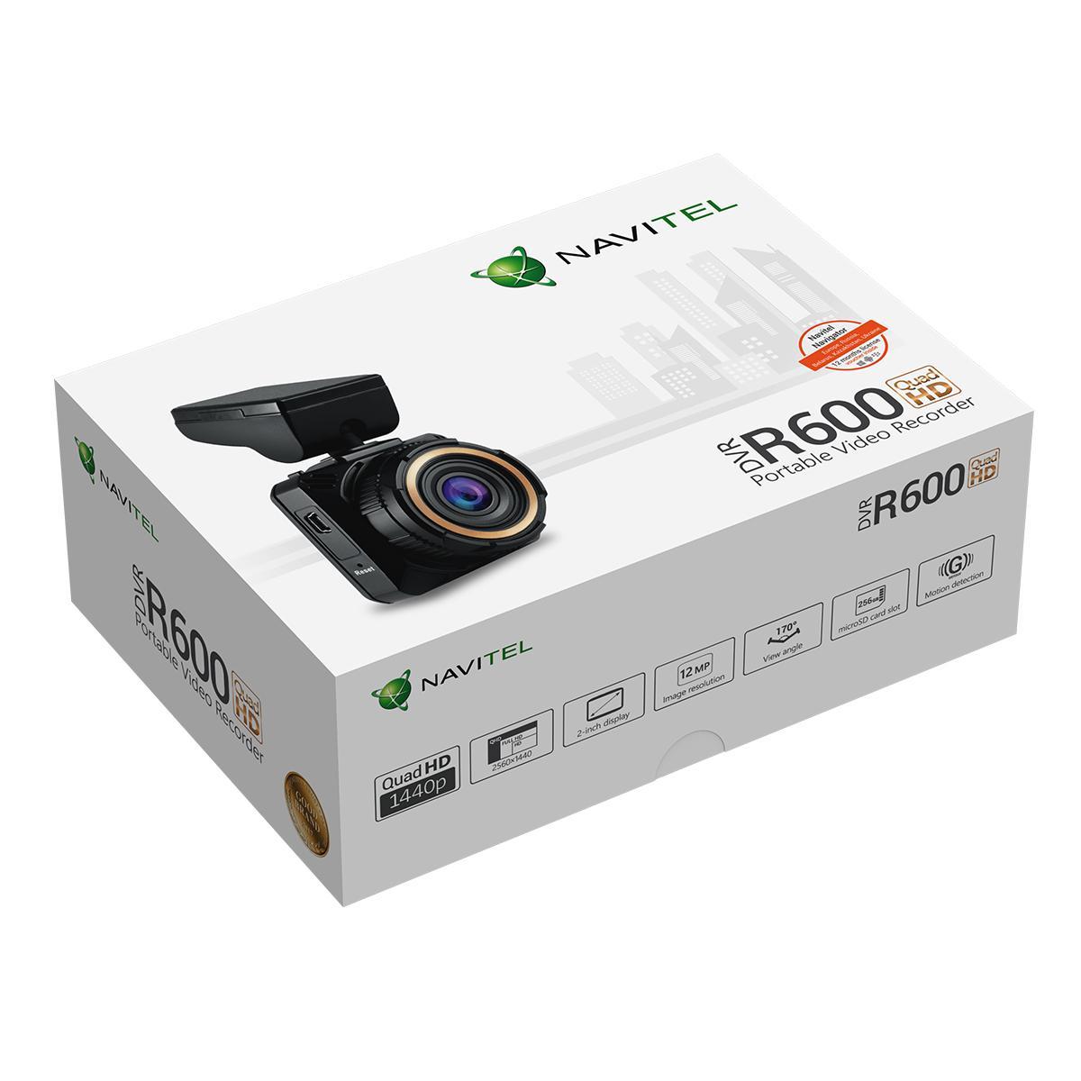 NAVR600QHD Dashcam NAVITEL NAVR600QHD - Große Auswahl - stark reduziert