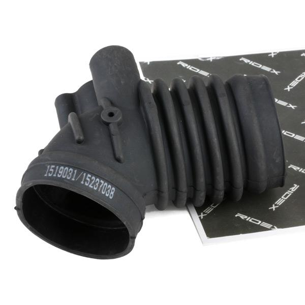 RIDEX: Original Ansaugschlauch, Luftfilter 1591I0006 (NBR (Nitril-Butadien-Kautschuk))