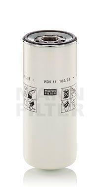 WDK 11 102/28 MANN-FILTER Filtr paliwa do VOLVO FH - kup teraz