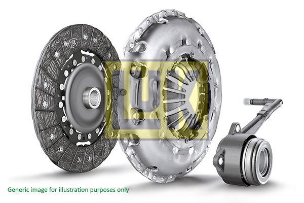 Originali Frizione / parti di montaggio 623 3772 33 Land Rover