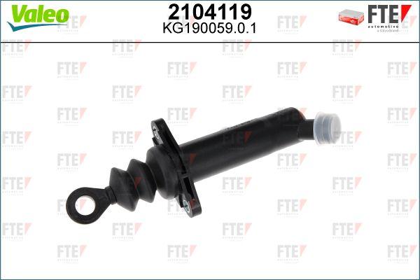 Geberzylinder Kupplung FTE 2104119