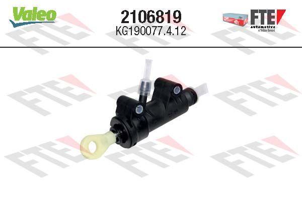 2106819 FTE für Links-/Rechtslenker Bohrung-Ø: 19,05mm Geberzylinder, Kupplung 2106819 günstig kaufen