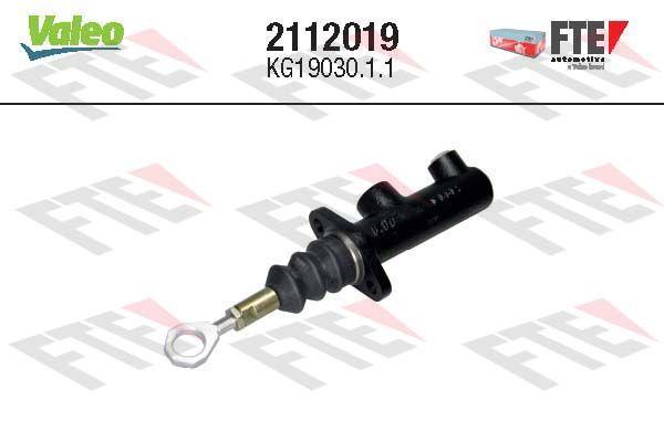 Geberzylinder FTE 2112019