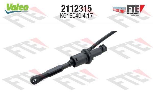 2112315 FTE Bohrung-Ø: 15,87mm Geberzylinder, Kupplung 2112315 günstig kaufen