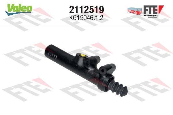 Køb FTE Hovedcylinder, kobling 2112519 lastbiler