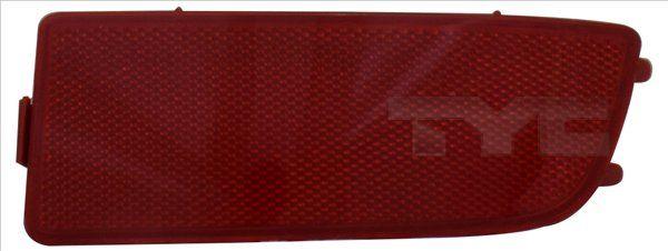 Catarifrangente posteriore 17-0740-00-2 TYC — Solo ricambi nuovi