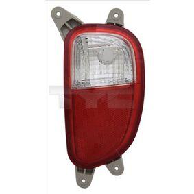 19-12211-01-2 TYC utan lamphållare Backljus 19-12211-01-2 köp lågt pris