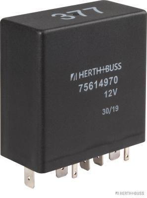 HERTH+BUSS ELPARTS: Original Relais, Wisch-Wasch-Intervall 75614970 ()