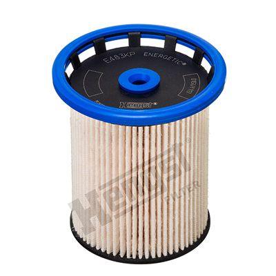 Skoda SUPERB HENGST FILTER Palivový filtr E483KP