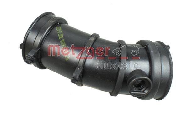 METZGER: Original Ansaugschlauch, Luftfilter 2388008 ()