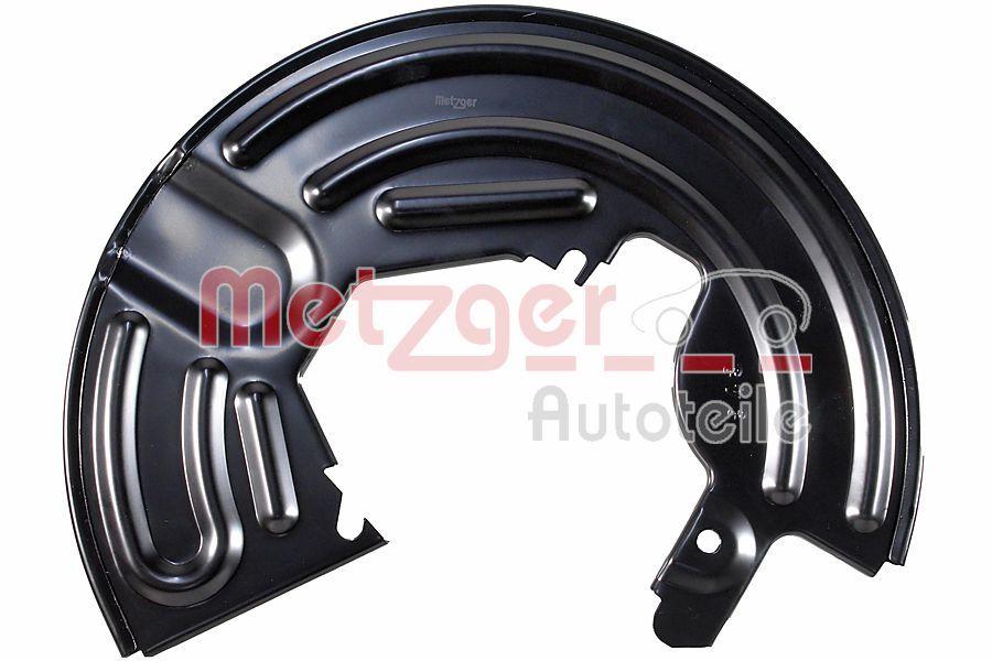 METZGER: Original Ankerblech 6115255 ()
