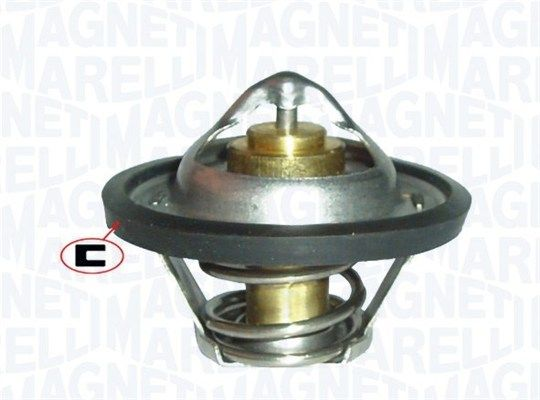 MAGNETI MARELLI: Original Kühler Thermostat 352317100860 ()