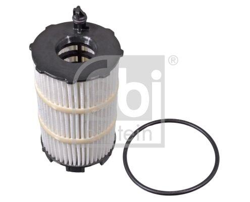 109708 FEBI BILSTEIN Filtereinsatz, mit Dichtring Innendurchmesser: 26,0mm, Ø: 68,0mm, Höhe: 128,5mm Ölfilter 109708 günstig kaufen