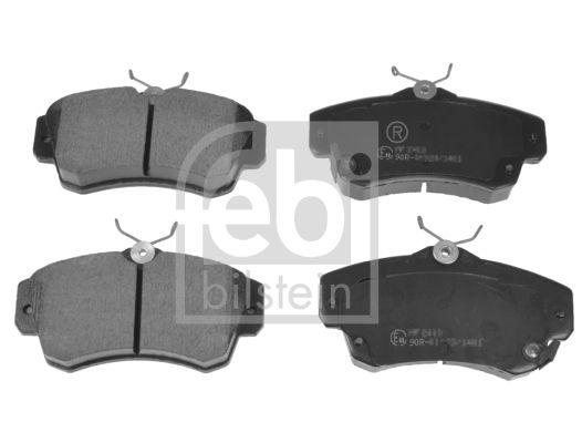 CHRYSLER PT CRUISER 2005 Bremsbeläge - Original FEBI BILSTEIN 116361 Breite: 64,6mm, Dicke/Stärke 1: 18,8mm