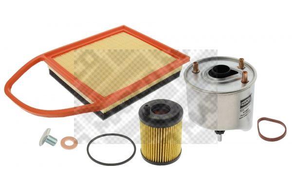 Buy original Filter set MAPCO 68404