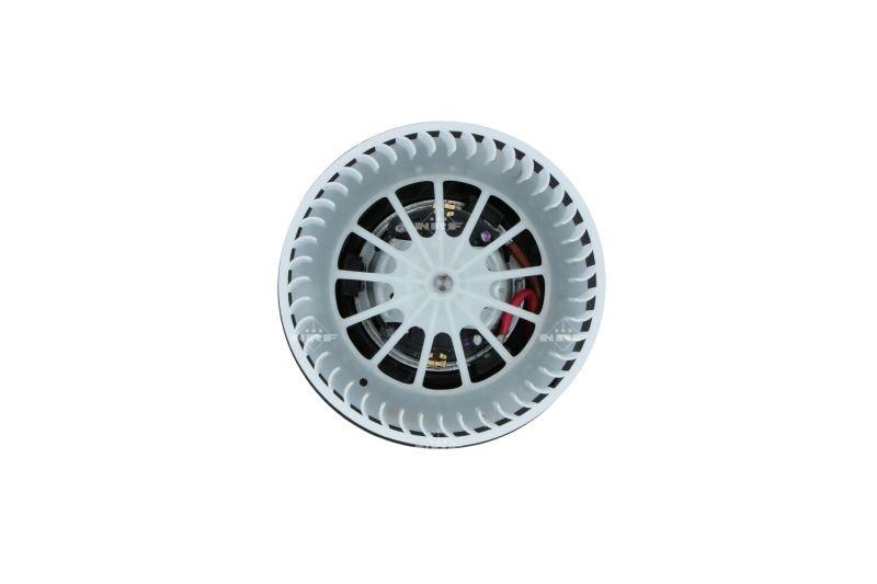 VOLVO V60 2015 Innenraumgebläse - Original NRF 34232 Spannung: 12V, Nennleistung: 126W