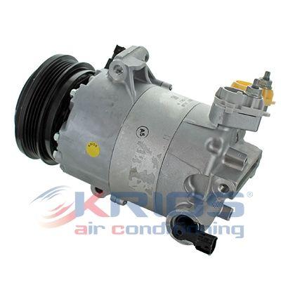 K18078 MEAT & DORIA Riemenscheiben-Ø: 110mm Klimakompressor K18078 günstig kaufen