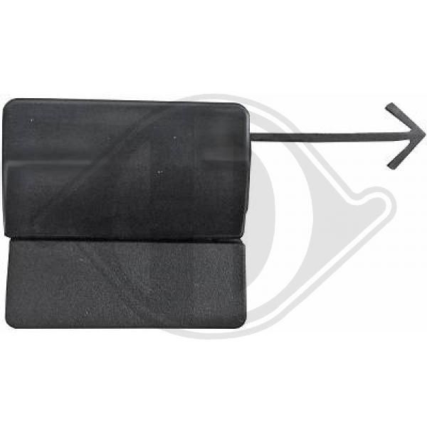 Buy original Towbar / parts DIEDERICHS 2291064