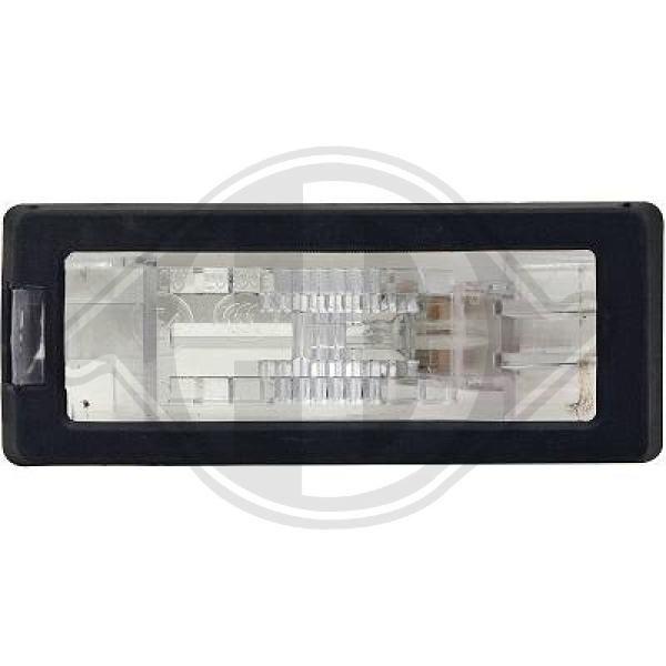 Nummernschildbeleuchtung 4560194 Clio II Schrägheck (BB, CB) 1.2 16V 75 PS Premium Autoteile-Angebot