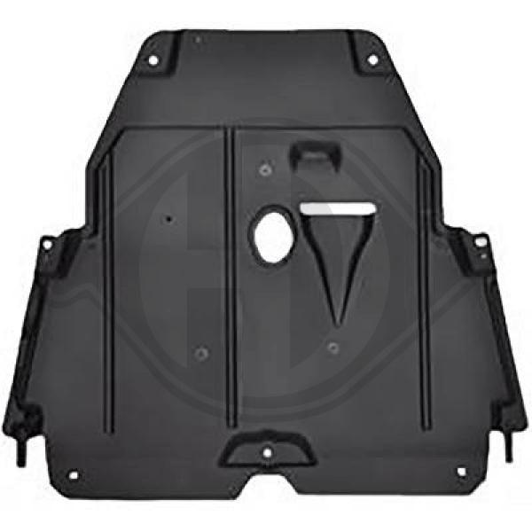 Motorraumdämmung 8044660 Megane III Grandtour (KZ) 1.5 dCi 110 PS Premium Autoteile-Angebot