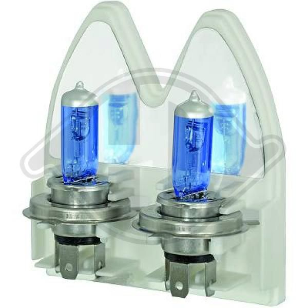Car spare parts VW 166 1944: Bulb, headlight DIEDERICHS 9600095 at a discount — buy now!