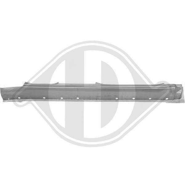 Reservdelar VW 166 1943: Glödlampa, huvudstrålkastare DIEDERICHS 9600095 till rabatterat pris — köp nu!