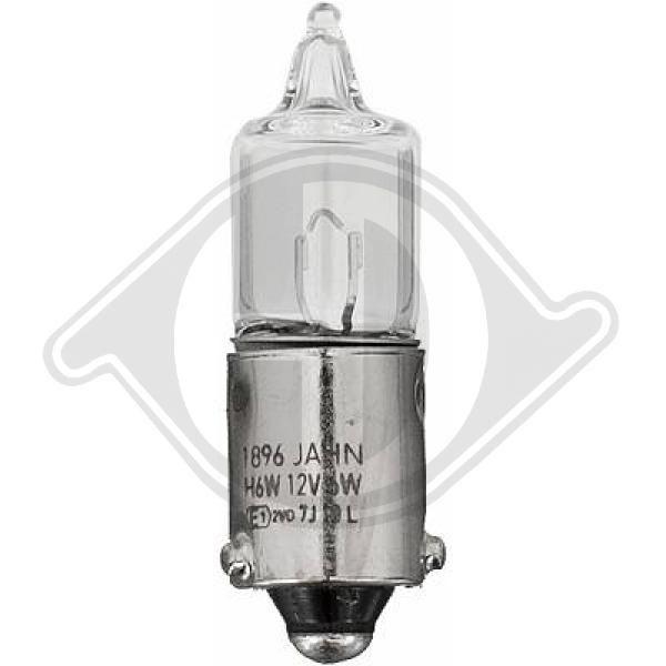 Lampadina luce posteriore LID10136 DIEDERICHS — Solo ricambi nuovi