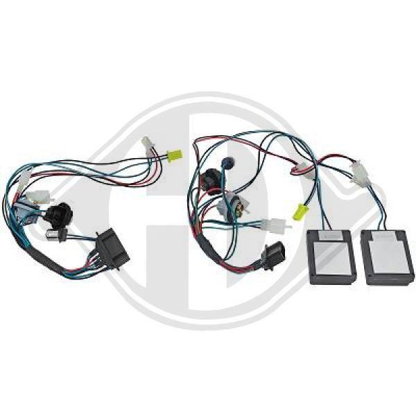 Componenti luce posteriore ZUB00142 DIEDERICHS — Solo ricambi nuovi