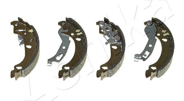 Original FIAT Bremsbacken für Trommelbremse 55-00-0216