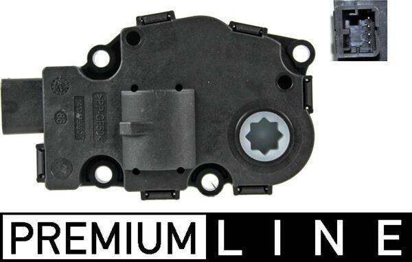 MAHLE ORIGINAL: Original Stellmotor Klimaanlage AA 49 000P ()