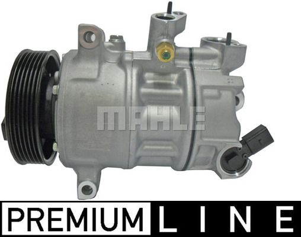 ACP 1 000P Klimakompressor MAHLE ORIGINAL Test