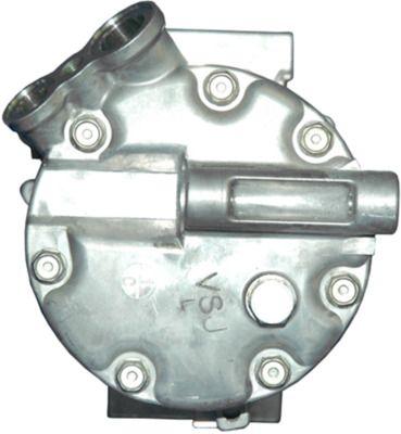 MAHLE ORIGINAL: Original Klimakompressor ACP 1264 000P (Riemenscheiben-Ø: 120mm)