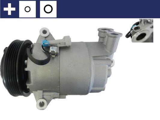 Kompressor MAHLE ORIGINAL ACP 136 000S