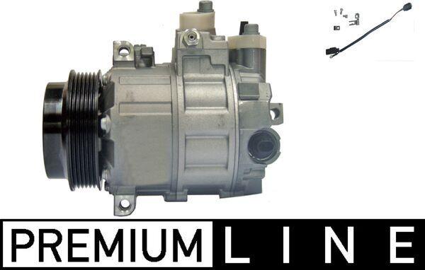 ACP23000P Kältemittelkompressor MAHLE ORIGINAL Erfahrung