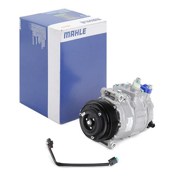 MAHLE ORIGINAL: Original Klimakompressor ACP 23 000S (Riemenscheiben-Ø: 114mm)