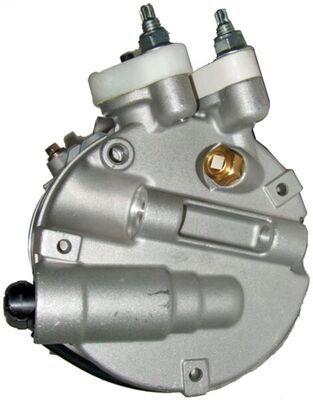 MAHLE ORIGINAL: Original Klimakompressor ACP 257 000S (Riemenscheiben-Ø: 110mm)