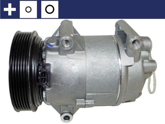Kompressor, Klimaanlage ACP 34 000S von MAHLE ORIGINAL
