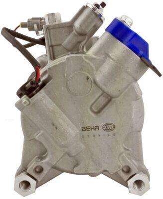 Kompressor Klimaanlage BMW F10 2010 - MAHLE ORIGINAL ACP 348 000S (Riemenscheiben-Ø: 110mm)