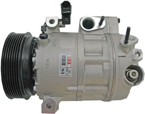 ACP440000P Kompressor, Klimaanlage BEHR *** PREMIUM LINE *** MAHLE ORIGINAL 8FK351001251 - Große Auswahl - stark reduziert