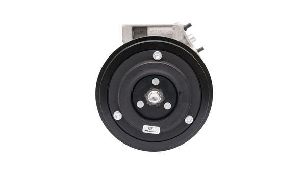 Kompressor Klimaanlage Opel Corsa D 2008 - MAHLE ORIGINAL ACP 56 000S (Riemenscheiben-Ø: 110mm)